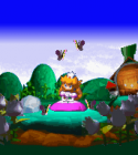 Picnic with Peach