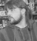 Kevin Smith on the Clerks Set